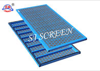 China Brandt King Cobra Shale Shaker Screen Mesh 1250 X 635mm With Iron Frame factory