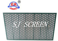 China King Cobra Brandt Shaker Screens , Oil Drilling Vibrating Screen Wire Mesh factory
