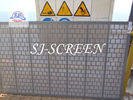 China SWACO D380 Shale Shaker Mesh Screen High Conductance For Mud Recycling System factory