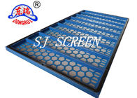 1050*635mm Nov Brandt Shaker Screens / Oil Filter Vibrating Screen For Mud Separation