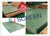 China Portable VSM 300 Steel Frame Screen 99% Filter Rating 1 Year Warranty factory