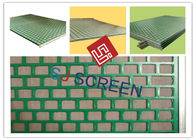 China 20-325 Mesh Shaker Screens Manufacturers 2-3 Layers 1053x697mm Size factory