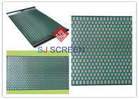 500 Series PWP Steel Frame Screen Lightweight Rectangle Shape
