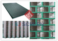 China  Green Shale Shaker Screen Durability Rectangle Shape API120-API325 Standard factory