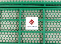 Q 235 Steel Oil Vibrating Sieving Mesh Lightweight Shale Shaker Screen