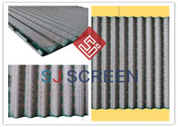China Flc 2000 / 48-30  Oil Filter Vibrating Screen , Metal Screen Mesh factory