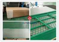 China Professional Mi Swaco Shaker Screens , Swaco Mongoose Shaker API RP 13C Standard factory