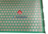 2000 48- 30 PWP Solid Control Shaker Screen , Shale Shaker Mesh Screen 1053x697mm Size