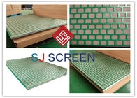 China 2000 48- 30 PWP Steel Frame Screen Durable 2-3 Layers Good Performance factory