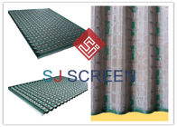 China 1050 X 695 Mm Stainless Steel Screen Mesh Sand Vibrating Screen Good Performance factory