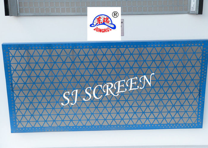 Liquid Filter VSM 300 Shaker Screens / Shaker Screen Mesh Sturdy And Reliable