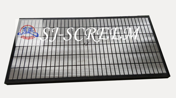 Solid Control Equipments Mi Swaco Shaker Screens / Shale Shaker Mesh Screen
