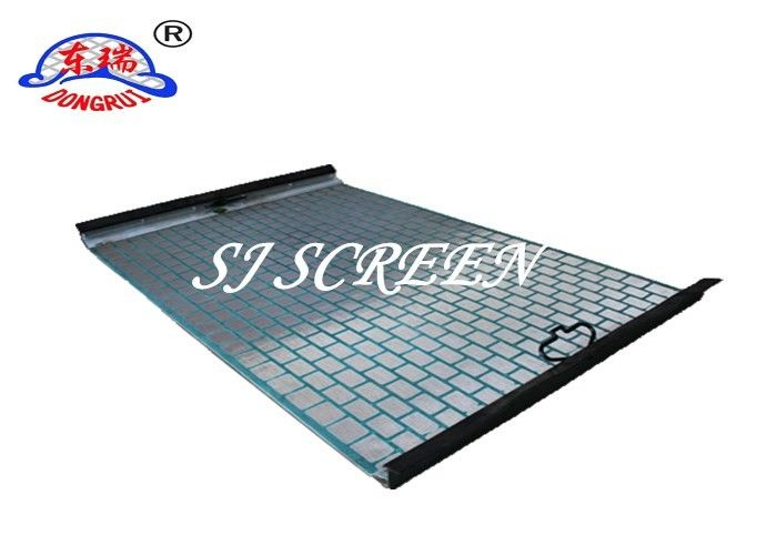 Hookstrip Flat 500Series Vibration Screen Shale Shaker Screen for Oil Field