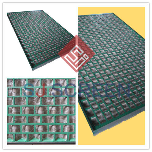 Flc 2000 / 48-30  Rock Shaker Screen High Utilization Rate