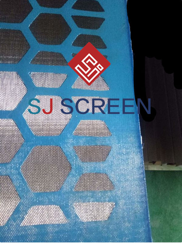 Replacement Screen , Mi Swaco Shaker Screens High Strength Steel Frame