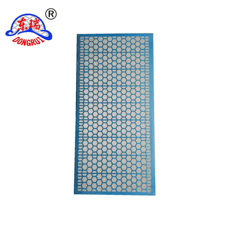 1250x635x25mm Brandt King Cobra Venom Shale Shaker Screen