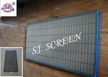 China Mi Swaco Shaker Screens / Shale Shaker Screen For Solid Control System factory