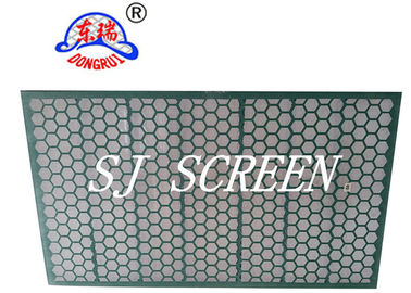 King Cobra Brandt Shaker Screens , Oil Drilling Vibrating Screen Wire Mesh