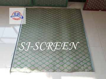 China Stainless Steel Wire Cloth Shale Shaker Mesh Screen Excellent Filtration Performance factory