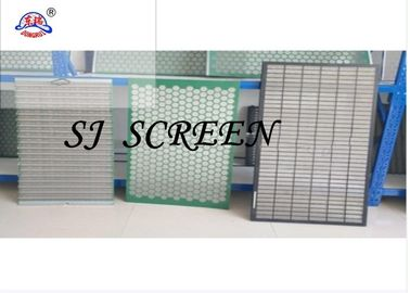 China 40mm Thickness Durable Oilfield Screens Length 1165 Mm W8ith Width 585 Mm distributor