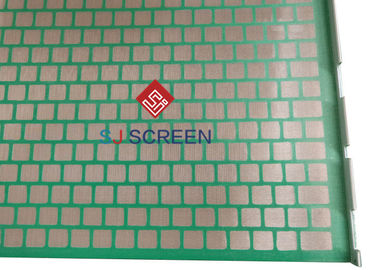 China 2000 48- 30 PWP  Shaker Screens 2-3 Layers With 20-325 Mesh distributor