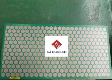 China SWACO Mongoose Shaker Screens Q 235 Steel / Composite Materials Size Custom factory