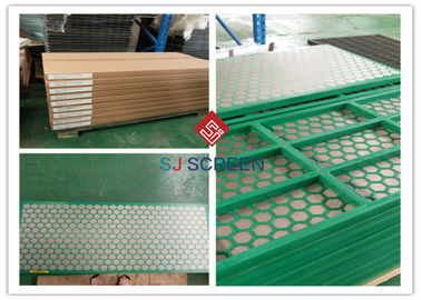 China Professional Mi Swaco Shaker Screens , Swaco Mongoose Shaker API RP 13C Standard distributor