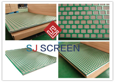 China 2000 48- 30 PWP Steel Frame Screen Durable 2-3 Layers Good Performance distributor