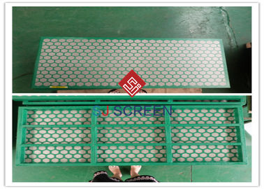 China SWACO MONGOOSE Sand Dewatering Screen High Utilization Rate 585 X 1165 Mm Size distributor