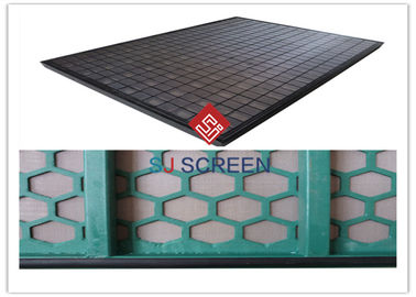 China Brandt VSM 300 Shale Shaker Screen Q235 Steel / Composite Body Material distributor