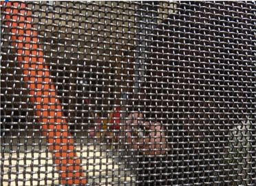 China 304/316 Stainless Steel Wire Mesh Panels Mosquito Net For Windows distributor