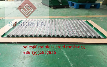 China API-170 F/ HYPERPOO Oilfield Screens Fine Mesh Sieve 20-325 Mesh Range distributor