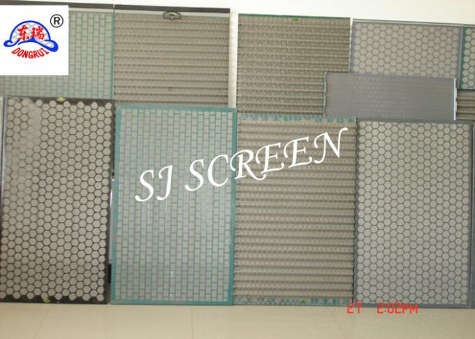 Mongoose Mi Swaco Shaker Screens 585 X 1165mm For Mud Filter Oil Drilling