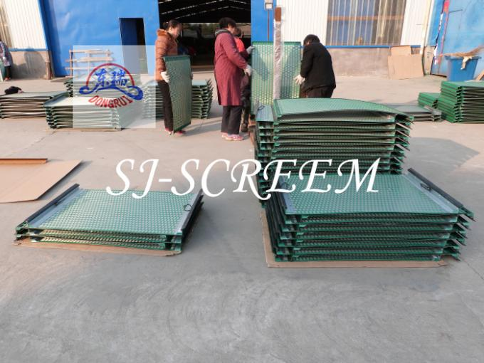 Hookstrip Soft Oil Filter Vibrating Screen For Dorrick 2000 Shale Shaker