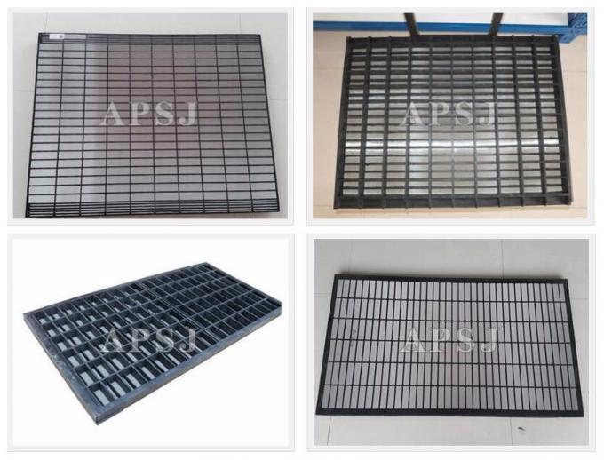 Oil Drilling Field Composite Shaker Screen Resisting Corrosion And Heat