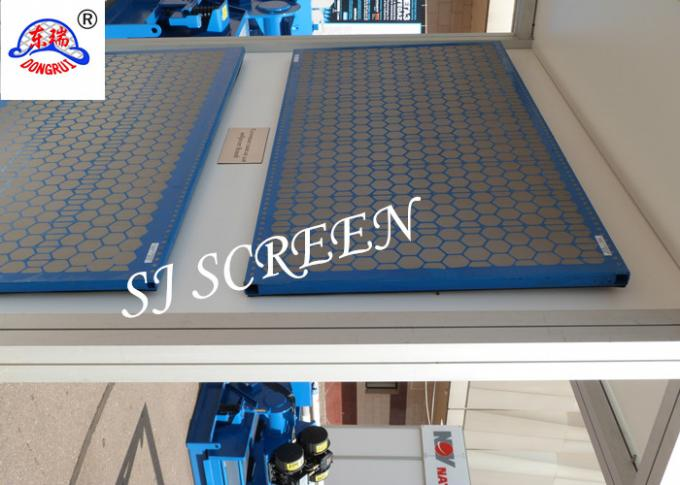 Oilfield Screens / Steel Frame Screen Wear - Resisting Easy Disassembly