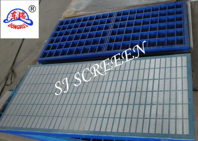 Mi Swaco Shaker Screens / Shale Shaker Screen For Solid Control System