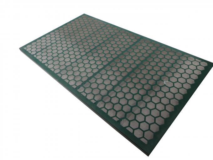 "KEM TRON Shaker Screen 48 X 28"" 1210 X710mm  Meta Steel l Frame"